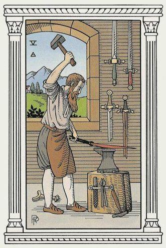 The Alchemical Tarot - 1st edition