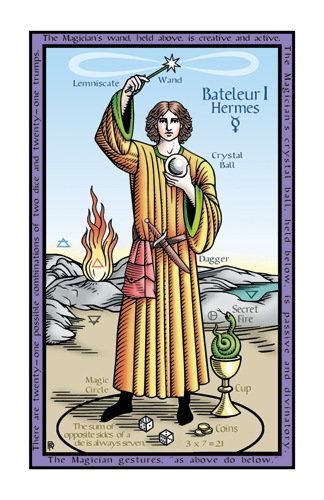 Tarot of the Sevenfold